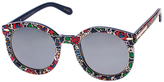 Karen Walker Super Duper Strength Round Frame