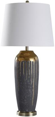 Stylecraft Marloe Gold Finish Table Lamp