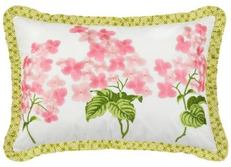 Waverly Emma's Garden Cotton Lumbar Pillow