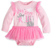 Disney Princess Long Sleeve Cuddly Bodysuit for Baby