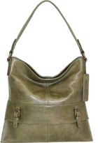 Nino Bossi Women's Orchid Bud Shoulder Bag