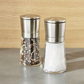 Crate & Barrel Bavaria Salt and Pepper Mills
