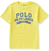 Ralph Lauren Little Boys 5-7 Vintage Short-Sleeve Tee