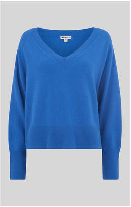 Whistles Sustainable Cashmere Jumper