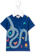 Paul Smith printed T-shirt - kids - Cotton - 6 mth