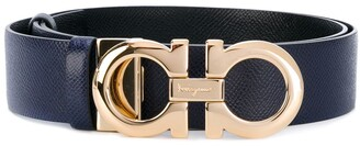 Salvatore Ferragamo Gancini buckle belt