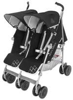 Maclaren Twin Techno Stroller in Black