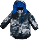 Big Chill Charcoal Arctic Expedition Coat - Boys