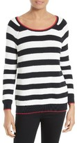 Soft Joie Women's Danila Stripe Sweater