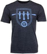 adidas Men's New York City FC Kicker T-Shirt