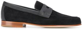 John Lobb Hendra penny loafers