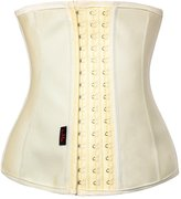 Firm abs Women's Waist Trainer Slimming Corset for Slim Down Control Appetite with 3 Hook Rows