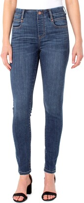 Liverpool Los Angeles Gia Glider High Waist Skinny Jeans