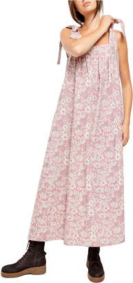 Free People In the Fields Sleeveless Maxi Dress