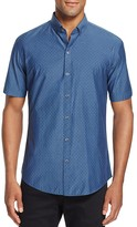 Zachary Prell Nathan Slim Fit Button Down Shirt