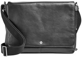 Skagen Eric Leather Messenger Bag