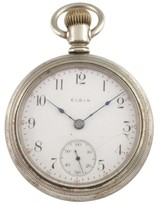 Elgin Grade 294 Open Face Unisex Pocket Watch