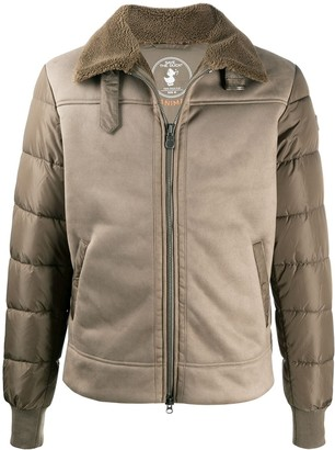 Save The Duck Funnel-Neck Padded Jacket