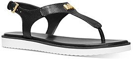 MICHAEL Michael Kors Women's Brady Slingback Thong Sandals