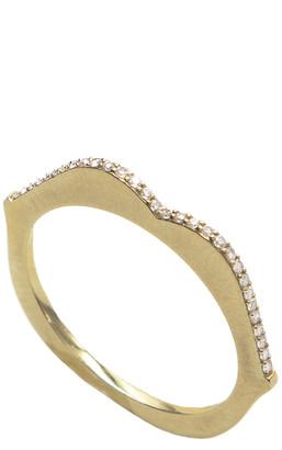 Raphaele Canot Diamond OMG Ring - Yellow Gold