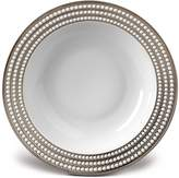 L'OBJET Perlee Platinum 14 Round Serving Bowl