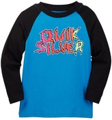 Quiksilver Ghetto Living Raglan Top (Little Boys)