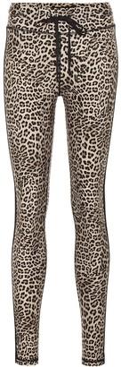The Upside Yoga leopard-print jersey leggings