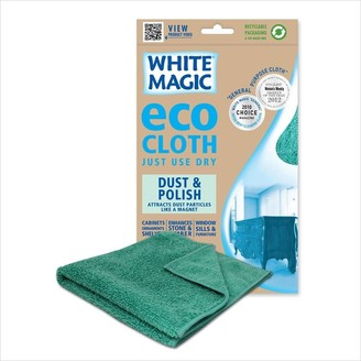 White Magic Eco Cloth Dust & Polish