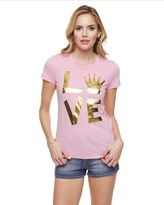 Juicy Couture Love Crown Graphic Tee
