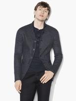 John Varvatos Vintage Striped Jacket