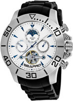 Seapro Sea-Pro Montecillo Mens Black Bracelet Watch-Sp5121