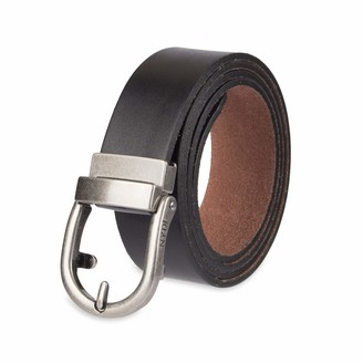 NYDJ Women'sLeather Belts for Women - Fashion Style Waist Belt with Adjustable Buckle for Pants Jeans Dresses Slacks