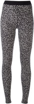 Max Mara printed leggings