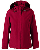 Lands' End Women's Regular Fleece Lined Outrigger Jacket-Smokey Olive