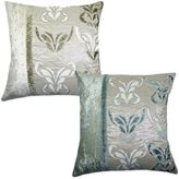 Bed Bath & Beyond Boa Embroidered Square Throw Pillow