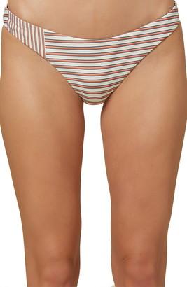 O'Neill Sunray Reversible Bikini Bottoms
