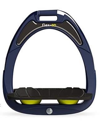 Flex on Green Composite Junior Range Junior Inclined Ultra-Grip Frame Color: Navy Footbed Color: Black ELASTOMERS: