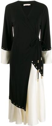 Tory Burch wrap style dress