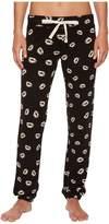 PJ Salvage Spread Love Kiss Joggers Women's Pajama