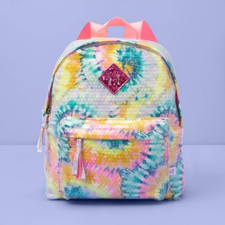 Girls' Sequin Tie-Dye Backpack - More Than MagicTM