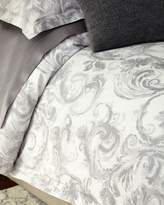 Sferra Gray Scroll Bedding