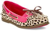 Sperry Audrey Leopard Boat Shoe (Little Kid & Big Kid)