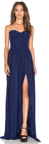Amanda Uprichard Gisele Maxi Dress