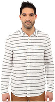 Lucky Brand Striped Linen Shirt