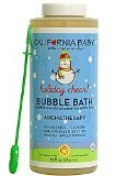 "California Baby Holiday"" Bubble Bath Vanilla Orange and Lavender -- 13 fl oz"