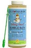 "California Baby Holiday"" Bubble Bath Vanilla Orange and Lavender -- 13 fl oz"