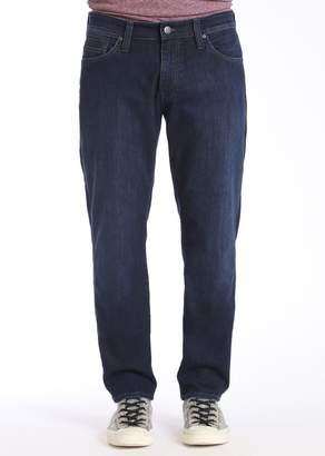 "Mavi Jeans Matt Relaxed Straight Leg Jeans - 30-34\"" Inseam"