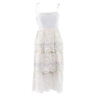 Zimmermann \N Blue Cotton Dresses