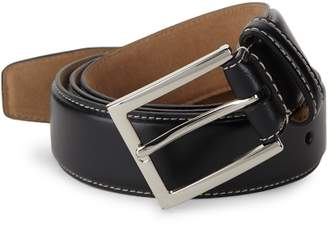 Cole Haan Slim Leather Belt