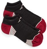 adidas Women's 2-Pack Superlite Speed No-Show Socks